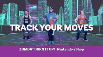 Zumba Burn It Up! TV Spot, 'Party Time' - 96 commercial airings