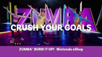 Zumba Burn It Up! TV Spot, 'Party Time' - Thumbnail 9
