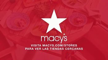 Macy's TV Spot, 'Camisas, blusas y básicos para el exterior' [Spanish] - Thumbnail 6