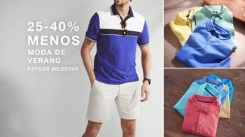 Macy's TV Spot, 'Camisas, blusas y básicos para el exterior' [Spanish] - Thumbnail 2