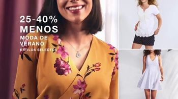 Macy's TV Spot, 'Camisas, blusas y básicos para el exterior' [Spanish] - Thumbnail 4