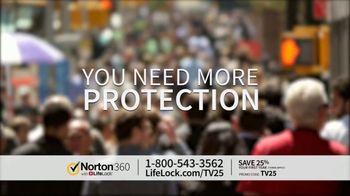LifeLock TV Spot, 'Celeb 120