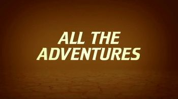 Indiana Jones: The Complete Adventures Home Entertainment TV Spot - Thumbnail 3