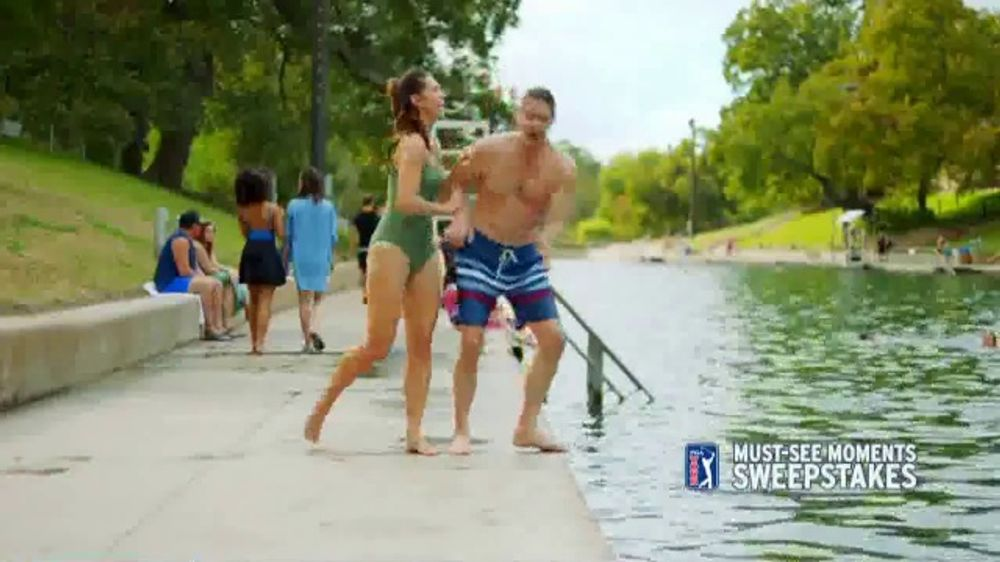PGA TOUR Must-See-Moments Sweepstakes TV Commercial, 'Austin Texas'