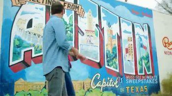 PGA TOUR Must-See-Moments Sweepstakes TV Spot, 'Austin Texas' - Thumbnail 1