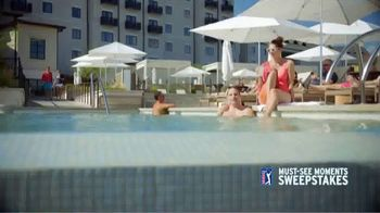 PGA TOUR Must-See-Moments Sweepstakes TV Spot, 'Austin Texas' - Thumbnail 3