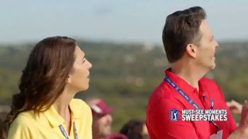 PGA TOUR Must-See-Moments Sweepstakes TV Spot, 'Austin Texas' - Thumbnail 6