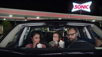 Sonic Drive-In Batter Shakes TV Spot, 'Brownie Batter'