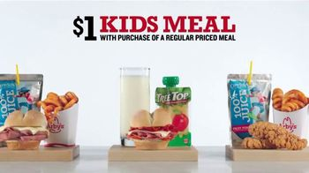 Arby's $1 Kid's Meal TV Spot, 'Parents' Happiness' Song by YOGI