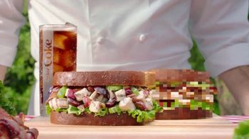 Arby's Pecan Chicken Salad Sandwich TV Spot, 'Last Year's Commercial' Song by YOGI