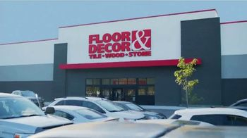 Floor & Decor TV Spot, 'Safely Shop Your Way' - Thumbnail 1