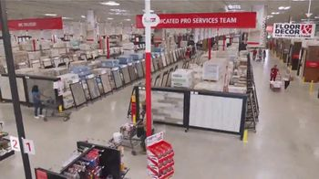 Floor & Decor TV Spot, 'Safely Shop Your Way' - Thumbnail 3