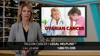 Arnold & Itkin LLP TV Spot, 'Ovarian Cancer Linked to Talcum Powder' - Thumbnail 1