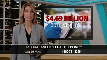 Arnold & Itkin LLP TV Spot, 'Ovarian Cancer Linked to Talcum Powder' - Thumbnail 6