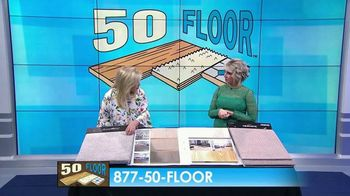 50 Floor Free Installation Sale TV Spot, 'Bracing Yourself'