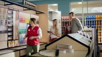 ACE Hardware TV Spot, 'Benjamin Moore Paint' - Thumbnail 6