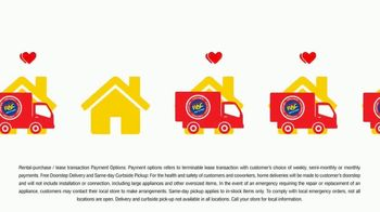 Rent-A-Center TV Spot, 'The Best Place to Be: Dorsten Sofa & Loveseat' - Thumbnail 4