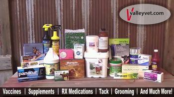Valley Vet Supply TV Spot, 'Managing Horse Health' - Thumbnail 1