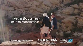 Copper Fit Ice TV Spot, 'Mejor soporte de compresión' [Spanish] - Thumbnail 5