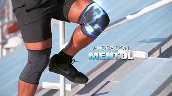 Copper Fit Ice TV Spot, 'Mejor soporte de compresión' [Spanish]