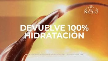 Tío Nacho Ultra Hydration Coconut Oil TV Spot, 'Hidratación: gana' [Spanish] - Thumbnail 4