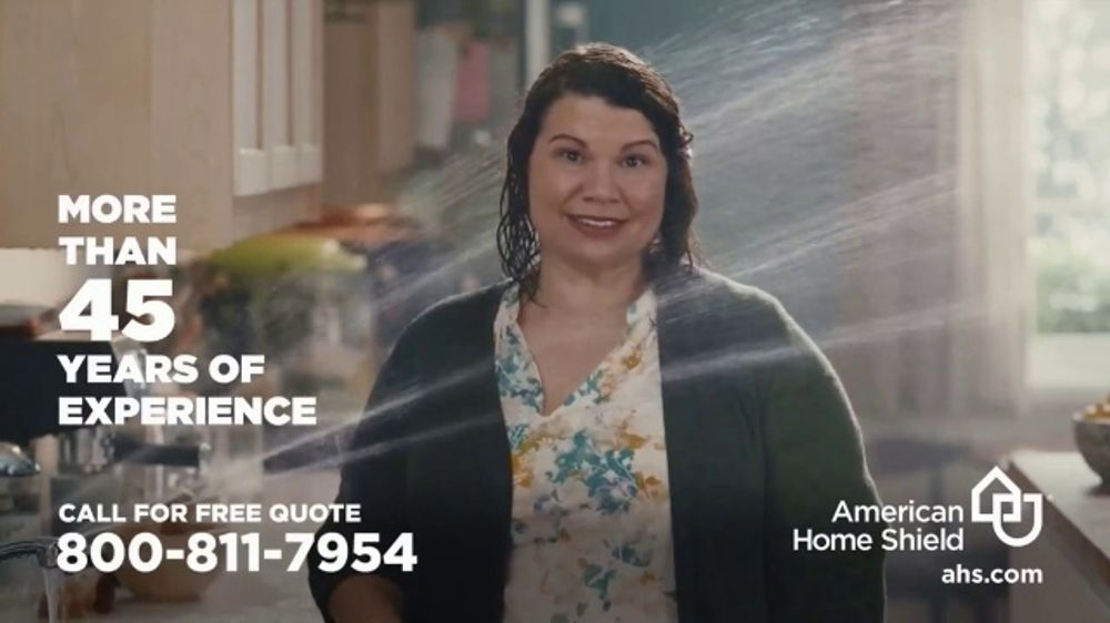 American Home Shield TV Commercial, 'All Good'