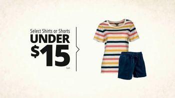 Bass Pro Shops Summer Savings TV Spot, 'Shirts & Shorts Under $15' - Thumbnail 7