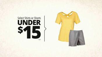 Bass Pro Shops Summer Savings TV Spot, 'Shirts & Shorts Under $15' - Thumbnail 8