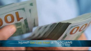 USClaims TV Spot, 'Injured in an Accident: Uncertain Times' - Thumbnail 3