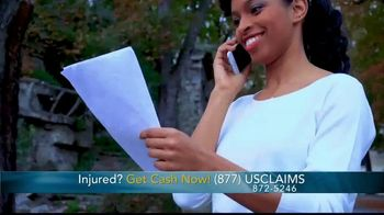 USClaims TV Spot, 'Injured in an Accident: Uncertain Times' - Thumbnail 6