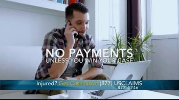 USClaims TV Spot, 'Injured in an Accident: Uncertain Times' - Thumbnail 7