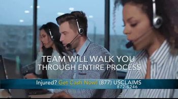USClaims TV Spot, 'Injured in an Accident: Uncertain Times' - Thumbnail 9