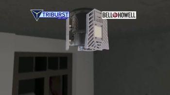 Bell + Howell Triburst LED Light TV Spot, 'Crazy Bright' - Thumbnail 2