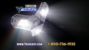 Bell + Howell Triburst LED Light TV Spot, 'Crazy Bright' - Thumbnail 9