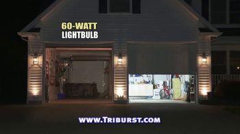 Bell + Howell Triburst LED Light TV Spot, 'Crazy Bright'