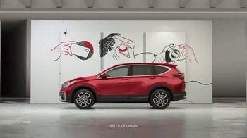 2020 Honda CR-V EX TV Spot, 'Honda CR-V vs. Toyota RAV4' [T2] - Thumbnail 1