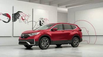 2020 Honda CR-V EX TV Spot, 'Honda CR-V vs. Toyota RAV4' [T2] - Thumbnail 2