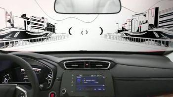 2020 Honda CR-V EX TV Spot, 'Honda CR-V vs. Toyota RAV4' [T2] - Thumbnail 3