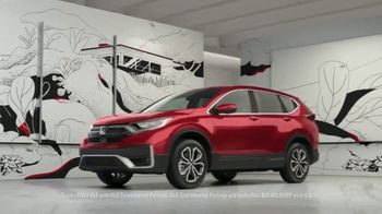 2020 Honda CR-V EX TV Spot, 'Honda CR-V vs. Toyota RAV4' [T2]