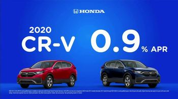 Honda TV Spot, 'Moving Forward' [T2] - Thumbnail 6