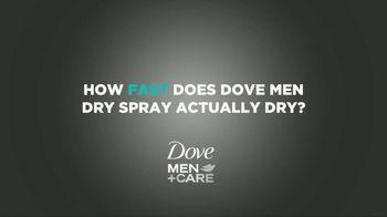Dove Men+Care Dry Spray TV Spot, 'More Time' - Thumbnail 2