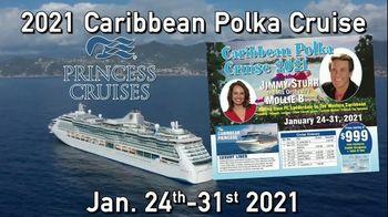 Princess Cruises TV Spot, '2021 Caribbean Polka Cruise: Join Mollie B'