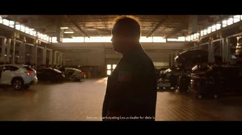 Lexus TV Spot, 'Service Is Not Just a Department' [T2] - Thumbnail 4