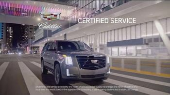 Cadillac TV Spot, 'The Road Is Calling' Song by DJ Shadow Feat. Run the Jewels [T2] - Thumbnail 4