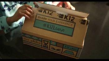 K12 TV Spot, 'Education for Anyone: Parent Testimonial'