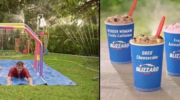 Dairy Queen Summer Blizzard Menu TV Spot, 'Backyard Time' - Thumbnail 3