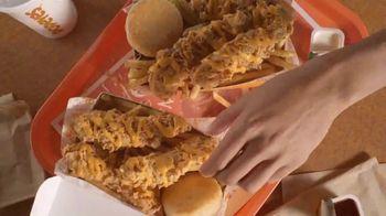 Popeyes Buffalo Ranch Tenders TV Spot, 'PetsGollum: impresionado' [Spanish] - Thumbnail 4