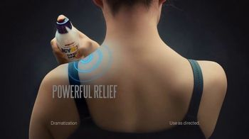 Icy Hot Dry Spray TV Spot, 'When Pain Wears You Down' Featuring Shaquille O'Neal - Thumbnail 7