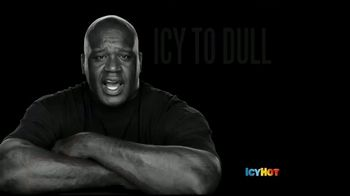 Icy Hot Dry Spray TV Spot, \'When Pain Wears You Down\' Featuring Shaquille O\'Neal