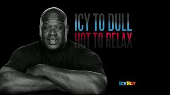 Icy Hot Dry Spray TV Spot, 'When Pain Wears You Down' Featuring Shaquille O'Neal - Thumbnail 9